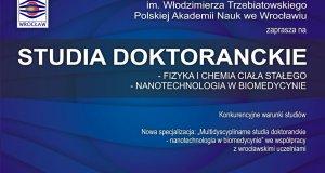 Rekrutacja na Studium Doktoranckie w roku 2018